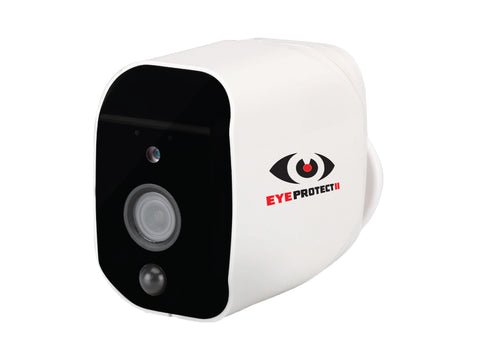 Eye Protect II CCTV Wi-Fi Camera - Battery or A/C powered