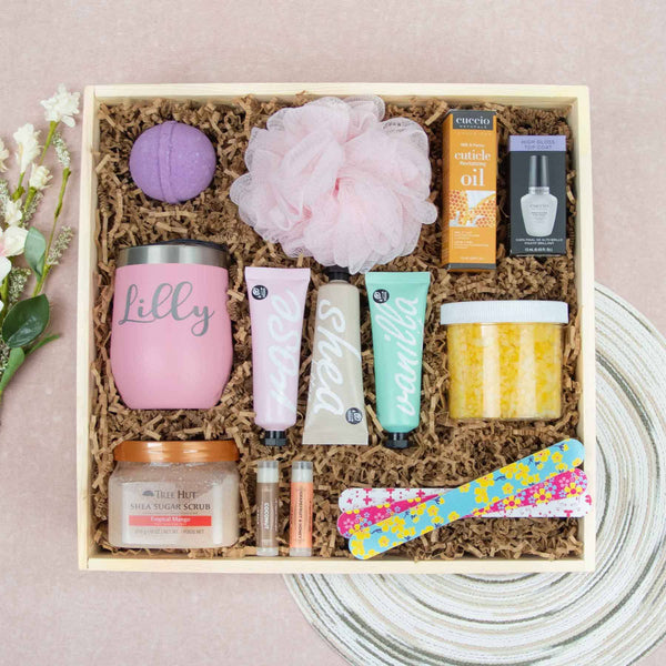 Spa Gift Baskets for Her | Spa Gifts for Women | Brilliant Gifts