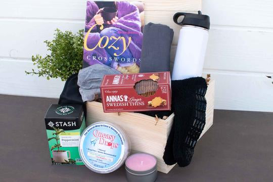 COVID-19 Get Well Gifts | Best Get Well Gift Baskets for Women