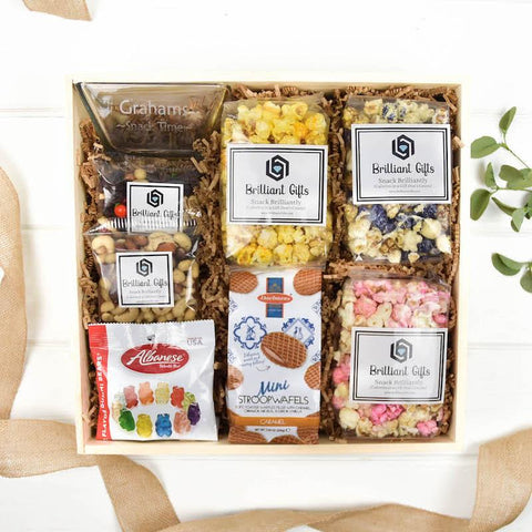 Sweet and Salty Gift Crate