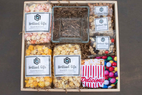Sweet & Salty Corporate Gift | Brilliant Gifts
