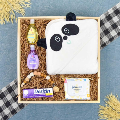 Baby Shower Gift Crate