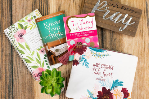 Christian Gift Box | BrilliantGifts.com