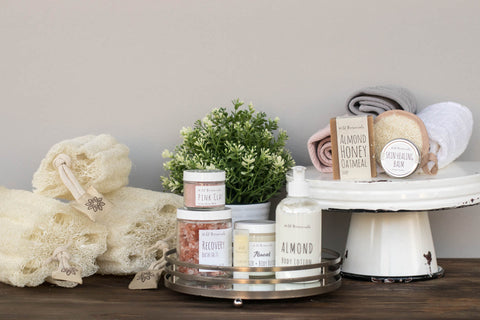 Spa Gift Box for Women | BrilliantGifts.com