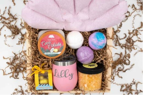 Bath Housewarming Gifts | BrilliantGifts.com