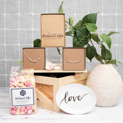 High Quality Jewelry Gift Set | BrilliantGifts.com