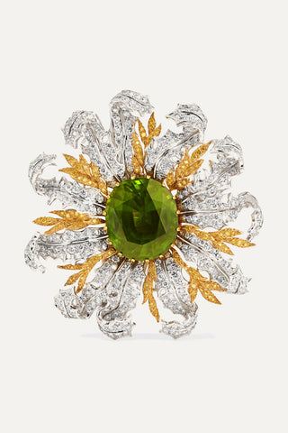 Diamond Brooch | BrilliantGifts.com