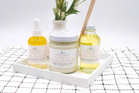 Scent Diffuser Gift Basket