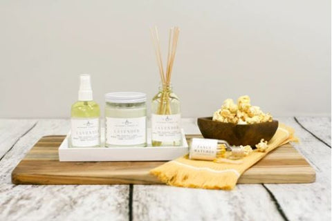 Candle Housewarming Gift | BrilliantGifts.com