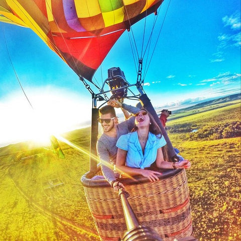 Hot Air Balloon Gift for Her