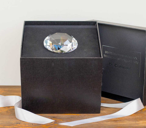 Decorative Keepsake Gift Box | BrilliantGifts.com