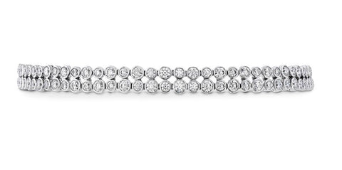 Diamond Choker Necklace | BrilliantGifts.com