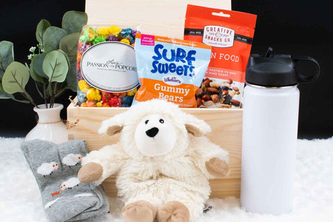 Inexpensive Get Well Soon Gift Basket