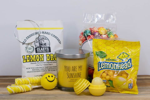 Sunshine Gift Box | BrilliantGifts.com