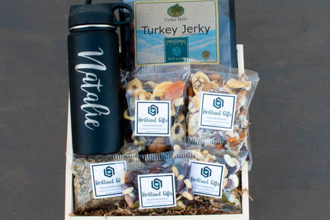 Healthy Snack Gifts | BrilliantGifts.com