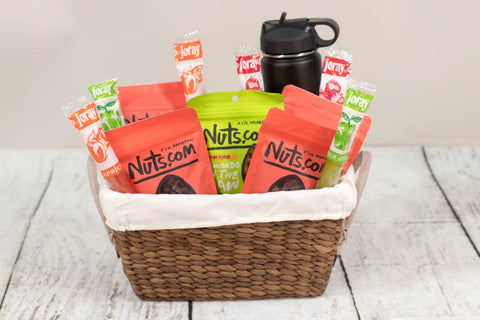 Healthy Snack Box for Women | BrilliantGifts.com