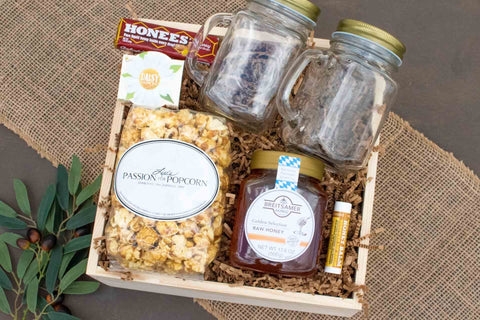 Honey Get Well Gift | BrilliantGifts.com