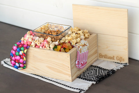Sweet & Salty Gift Crate