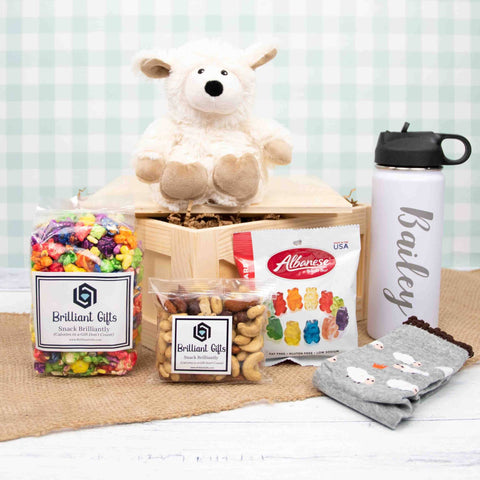 Feel Better Gift Crate | BrilliantGifts.com