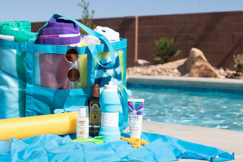 Beach Gift Basket | BrillantGifts.com
