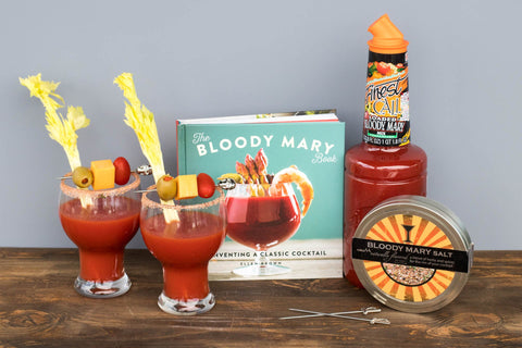 Bloody Mary Gift Set for Her | BrilliantGifts.com