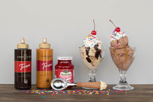 Ice Cream Gift Crate | BrilliantGifts.com