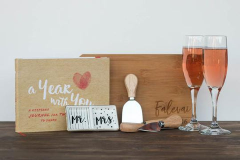 Wedding Gift Box | BrilliantGifts.com