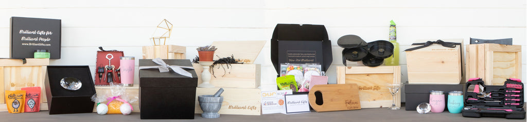 Gift Crates for Women | BrilliantGifts.com