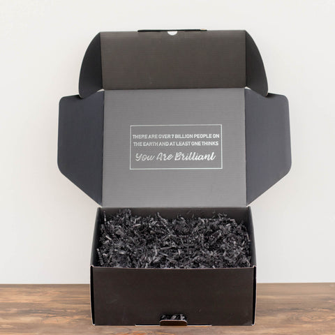 Brilliant Gifts Branded Gift Box | BrilliantGifts.com
