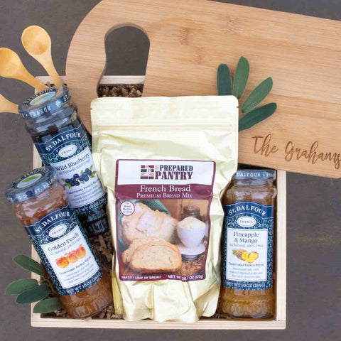 Bread and Jam Gift Set
