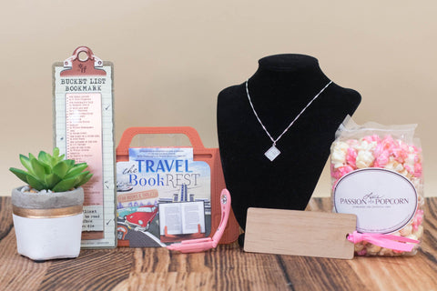 Gift for Book Lovers | BrilliantGifts.com