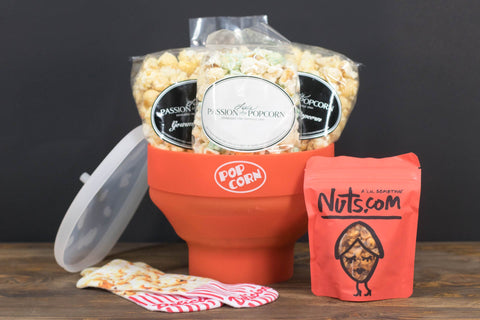 Popcorn Gift Box | BrilliantGifts.com