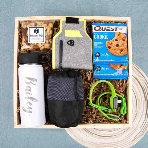 Gift Set For Runners | BrilliantGifts.com