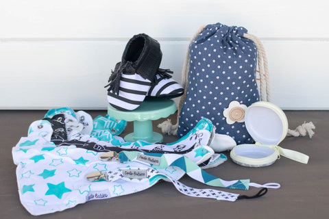 New Baby Boy Gift | BrilliantGifts.com