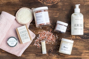 Spa Gift Crate for Women | BrilliantGifts.com