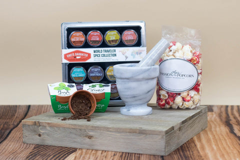Spice House Warming Gift | BrilliantGifts.com