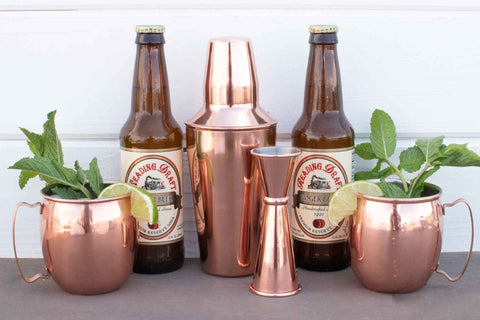 Moscow Mule Gift Crate | BrilliantGifts.com