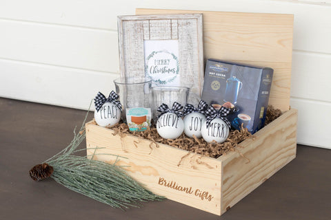 Christmas Gift Box for Her | BrilliantGifts.com