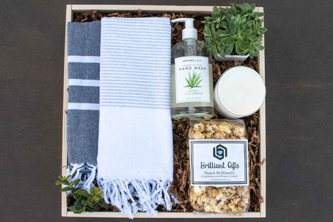 House Warming Gift Box | BrilliantGifts.com