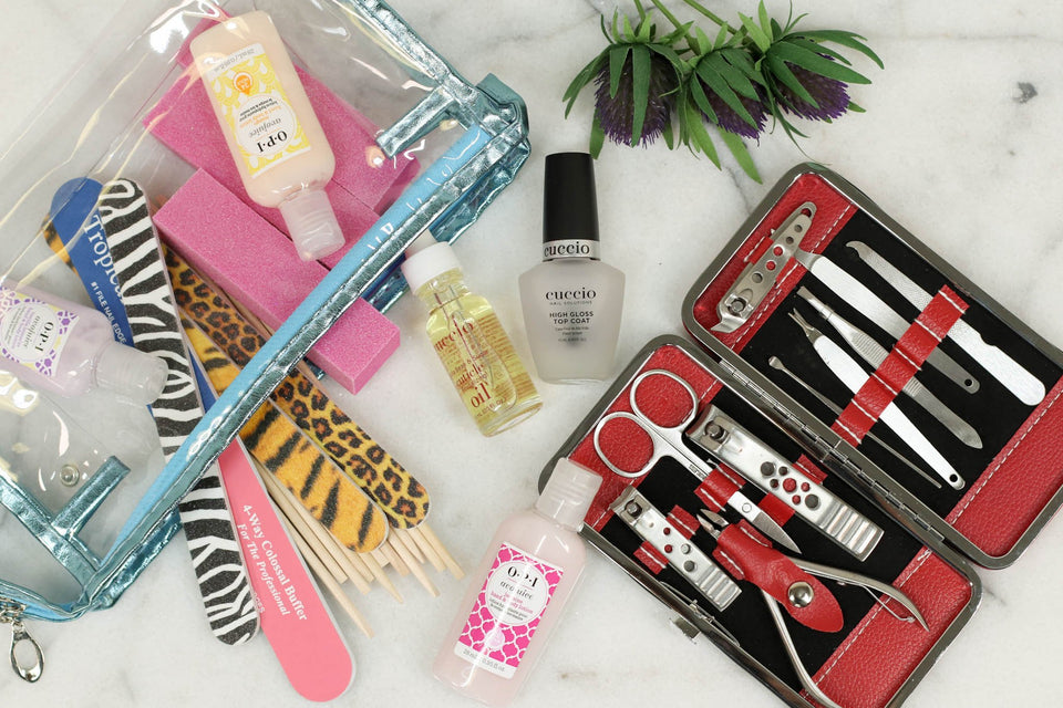 Manicure Gift Box | BrilliantGifts.com