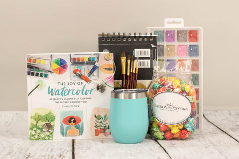Artist Gift Basket | BrilliantGifts.com