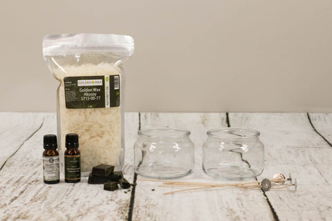 Candle Making Gift Box | BrilliantGifts.com