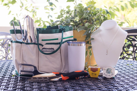 Gardening Gift Box for Women | BrilliantGifts.com