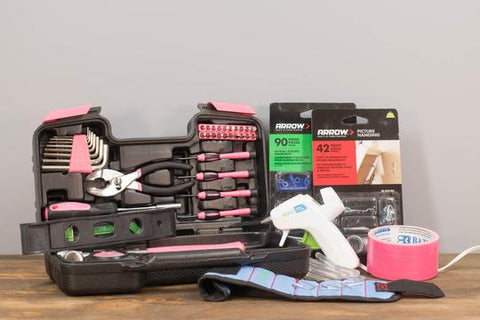 Tool Gift for Girls | BrilliantGifts.com
