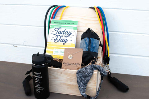 Home fitness gift for her  BrilliantGifts.com