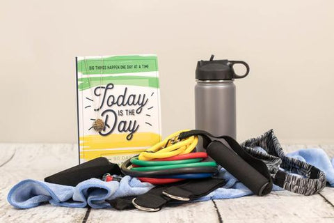 Fitness Gift Basket for Her | BrilliantGifts.com