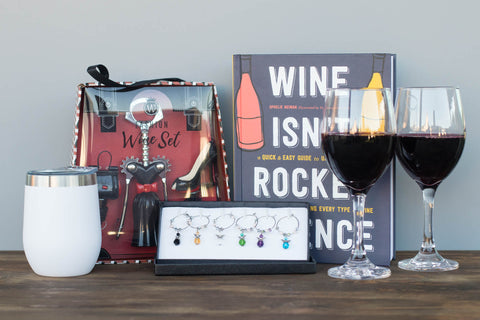 Wine Gift Box for Her | BrilliantGifts.com