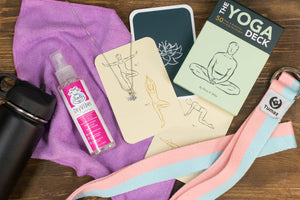 Yoga Gift Box | BrilliantGifts.com