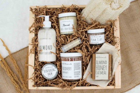 Spa Set Closing Gift | BrilliantGifts.com