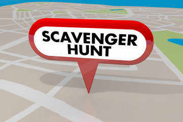 Scavenger Hunt | BrilliantGifts.com